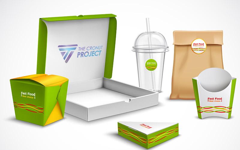 Packaging jajanan rumahan