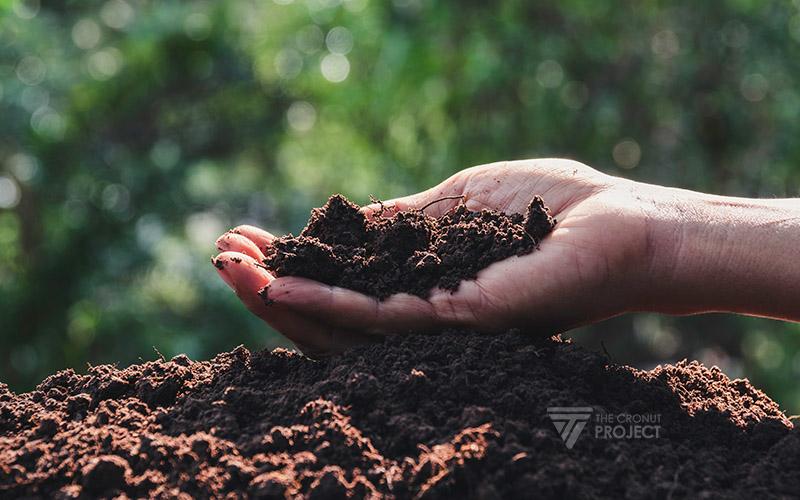 Usaha produksi pupuk kompos