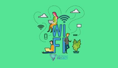 Usaha wifi di kampung