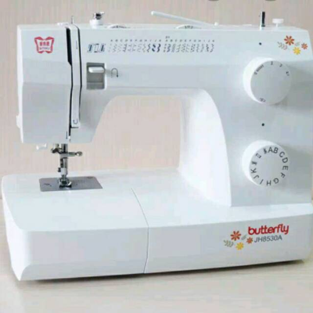 Mesin jahit butterfly JH8530A