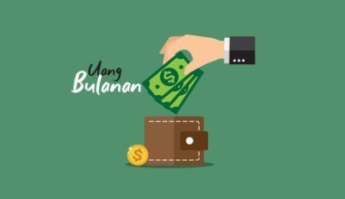 Cara Mengatur Uang Bulanan