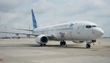 foto pesawat garuda indonesia