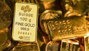 Harga Emas Hari Ini, Senin 31 Mei 2021 Naik Pesat Menjadi US$1.900