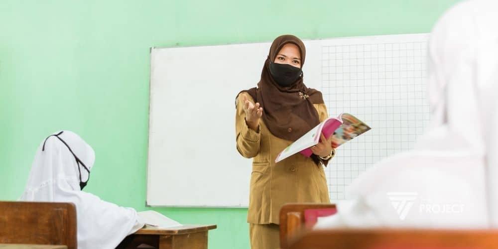 Gaji Guru Swasta