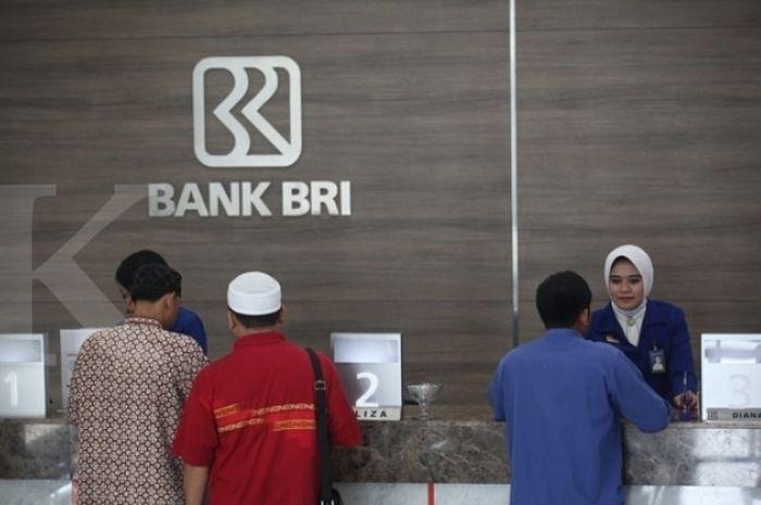 gaji pegawai bank BRI