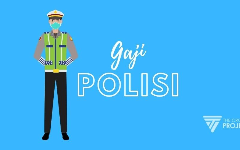 Gaji polisi